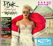 P!NK-BEAUTIFUL TRAUMA-JAPAN DIGIPAK CD E78