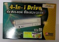 AOpen 4-in-1 4x DVD-ROM 6x4x24 CD-RW DRW-4624