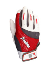 Franklin Batting Glove 2ND SKINZ - ADULT ver. Größen, Handschuhe, Baseball,