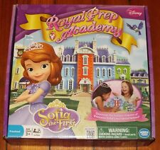 Disney Royal Prep Academy Sofia the First Game 2013 Preschool