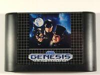 ¤ Batman Returns ¤ (Game Cart) Good! Sega Genesis Authentic