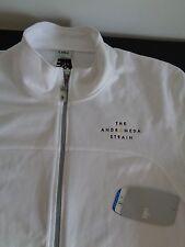 THE ANDROMEDA STRAIN Television Mini Series A&E Promo Jacket Size XL Cast Crew