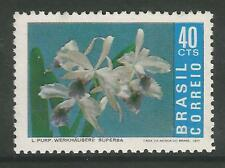 BRAZIL. 1971. Brazilian Orchids Commeorative. SG: 1335. Mint Never Hinged.