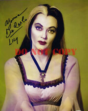 YVONNE DECARLO Autograph 8x10 Munsters Photo Signed reprint
