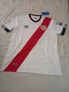 Umbro camiseta Rayo vallecano primera equipacion 20/21 Liga españa