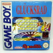 Glücksrad by GameTek - boxed incl manual & case - Nintendo Game Boy - DMG-WF-NOE