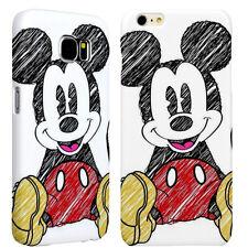 Cover case custodia per vari modelli Disney Topolino mickey mouse disegno 04
