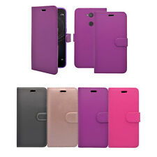 Case For Sony Xperia L2 Wallet Flip PU Leather Stand Card Slot Pouch Phone Cover