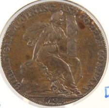 Conder Token - 1794 Birmingham Coining & Copper 1/2 Penny - D & H # 73 - Lot#273
