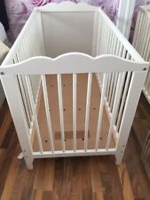 IKEA Nursery Cots & Cribs with Mattresses