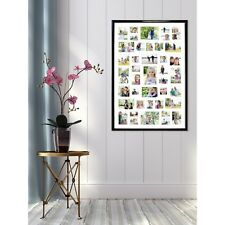 27X40 Poster Picture Frame Black Large Family Photo Collage Plastic Home Office