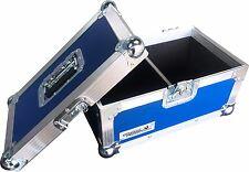 "7"" solo 200 estuche de vuelo de Cisne Azul Caja de discos de vinilo (PVC Rígido)"
