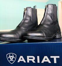 Black Ariat Heritage IV zip paddock boots size 7.5