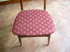 DINING CHAIR SEAT COVER  ( ONE )