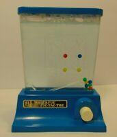 Working Old Vintage 1976 TOMY WONDERFUL WATERFUL TIC TAC TOE Handheld Water Game