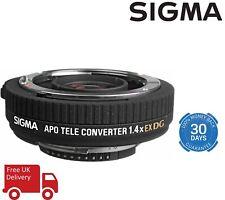 Sigma 1.4X EX DG APO Tele-Converter AF for Nikon AF Cameras 824955 (UK Stock)