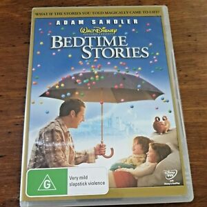 Bedtime Stories DVD R4 VERY GOOD – FREE POST