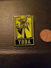Disney Pin Badge Star Wars Yoda