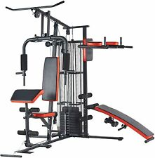 BalanceFrom Home Gym System Equipment Multiple Purpose Workout Station
