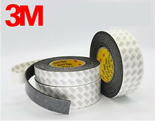 2 Rolls 3M Eva Foam Adhesive Tape Single Sided 8mm W x 4m L x 3mm T