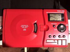 Tascam Cd-Gt11 Portable Cd Guitar Trainer