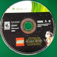 LEGO Star Wars: The Force Awakens (Microsoft Xbox 360, 2016) Disc Only # 14679