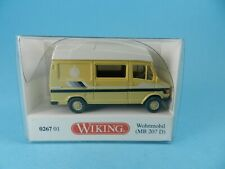 Wiking 026701 MERCEDES BENZ 207 D WOHNMOBIL MARCO POLO 1:87
