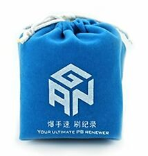 GAN Speed Magic Cube Puzzle BLUE Carry Protection Bag GANCUBE UK STOCK