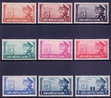 1941 Asse italo-tedesco - Africa orientale it. - serie