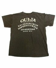 Unisex Ouija Board Mystifying Oracle Adult Size Medium T-shirt Brown