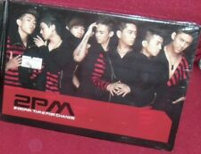 CD KOREA IDOL BAND ASIAN MUSIC K/POP DANCE-2 PM/2PM TIME FOR CHANGE super junior