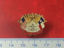 Pin Badge Enamel button TEXAS PRIDE . ORIGINAL VERY RARE.