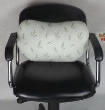 Cojines de oficina mujer embarazada Cuello cuidado de asiento respaldo de memoria de asiento de coche