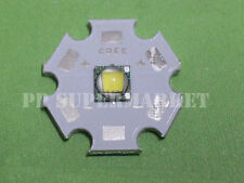 10W Cree Single-Die XM-L LED T6 White 20mm Star Base,1040Lm@3000mA
