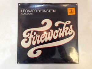 Leonard Bernstein–Fireworks LP-Columbia-S2S 5462