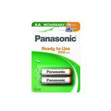 1x Embazllage Panasonic Batterie DECT AA 1000mah Hr6 Séjour Débité Téléphone