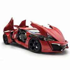 1:18 Fast & Furious 7 Lykan Hypersport Die Cast Modellauto Sammlermodell