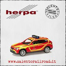 HERPA 090575 mezzo soccorso Tedesco: BMW X1 - 1/87