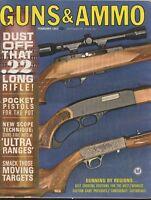 Guns & Ammo February 1967 Dust Off That .22 Long RIfle!