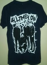 NEW All Time Low Rock Show End of World Mens Small Graphic T-shirt Fall Out Boy
