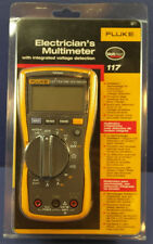 Fluke 117 Electrician's Digital Multimeter   **New in Box**    MSRP $215
