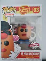 Funko Pop - MR. POTATO HEAD [MIXED UP] 03 - RETRO TOYS - SPECIAL EDITION g1