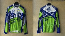 Kolss Cycling Team Shirt Ukraine Kiev Cycle Europe Tour Jersey Giant Shimano