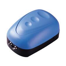 CNZ Aquarium Fish Tank Air Pump HP-2000 Up to 40-gallon 2-outlet Adjustable