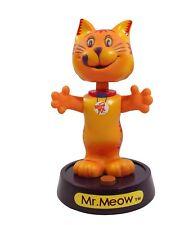 """Meow Mix """"Mr. Meow"""" Bobble Head"""