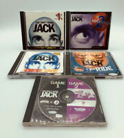 You Don't Know Jack Lot of 5 1/2/Offline/The Ride/Sports Lite/Zoop PC CD-ROM