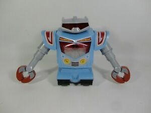 """RARE Toy Story 3 Sparks Large Robot Action Figure Thinkway 2009 8"""" Light TESTED"""