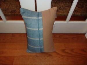 New Croscill Home Captain Quarters Boudior 19x13 Decorative Bed Pillow