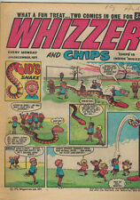 WHIZZER AND CHIPS COMIC 11th December 1971