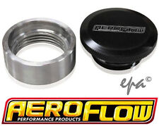 "AEROFLOW 1-1/2"" STEEL WELD-ON DIFF FILLER WITH ALLOY CAP DRAG RACE CAR AF461-20"